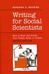 Writing for Social Scientists | Howard S. Becker |