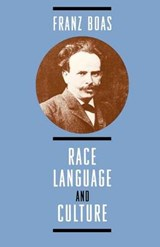 Race, Language and Culture | Franz Boas |
