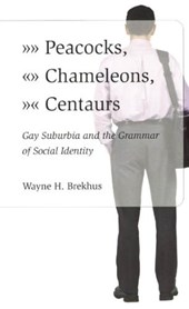 Peacocks, Chameleons, Centaurs - Gay Suburbia and the Grammar of Social Identity