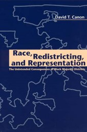Race, Redistricting & Representation - The Unintended Consequences of Black Majority Districts (Paper)
