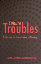 Culture Troubles | Patrick Chabal |