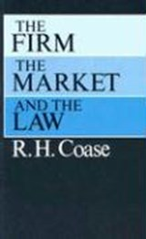 Firm, the Market, & the Law | Coase |
