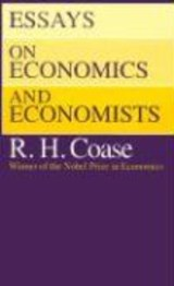 Essays on Economics & Economists (Paper) | Ronald Henry Coase |