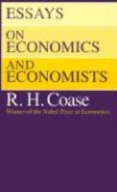 Essays on Economics & Economists (Paper)