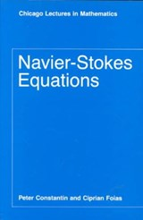 Navier-Stokes Equations (Paper) | Peter Constantin |