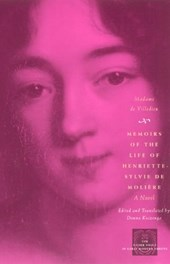 Memoirs of the Life of Henriette-Sylvie de Moliere  - A Novel