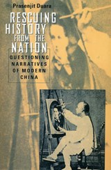 Rescuing History from the Nation - Questioning Narratives of Modern China (Paper) | Prasenjit Duara |