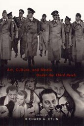 Art, Culture & Media Under the Third Reich