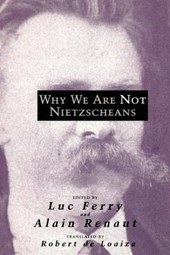 Why we are not Nietzscheans (Paper)