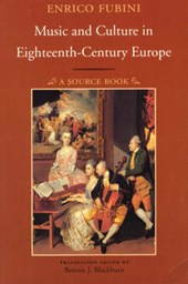 Music & Culture in Eighteenth-Century Europe (Paper)