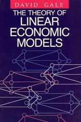 The Theory of Linear Economic Models | Gale |
