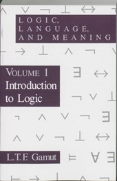 Volume 1 Introduction to Logic | L.T.F Gamut |