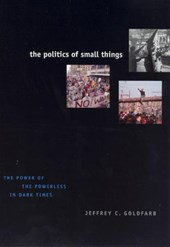 The Politics of Small Things - The Power of the Powerless in Dark Times | Jeffrey C Goldfarb |