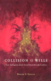 Collision of Wills - How Ambiguity about Social Rank Breeds Conflict