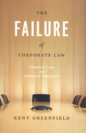 The Failure of Corporate Law - Fundamental Flaws and Progressive Possibilities