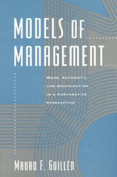 Models of Management (Paper)