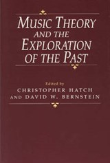 Music Theory & the Exploration of the Past (Paper) | Hatch |