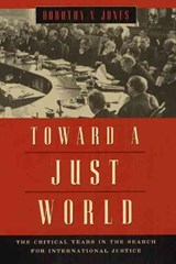 Toward a Just World | Dorothy V Jones |