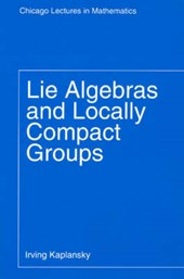 Lie Algebras & Locally Compact Groups