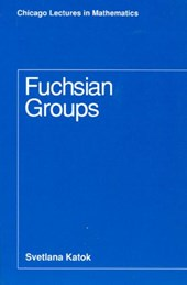 Fuchsian Groups (Paper) | Katok |