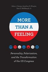 More Than a Feeling - Personality, Polarization, and the Transformation of the US Congress | Adam J. Ramey |