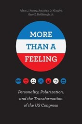More Than a Feeling - Personality, Polarization, and the Transformation of the US Congress