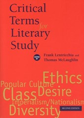 Critical Terms for Literary Study | Lentricchia |