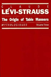 The Origin of Table Manners