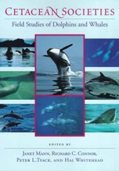 Cetacean Societies - Field Studies of Dolphins & Whales