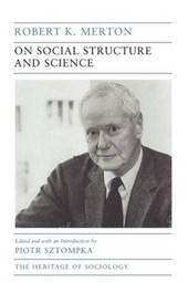 On Social Structure & Science (Paper)