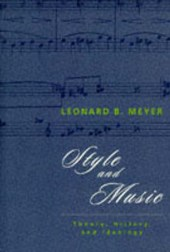 Style & Music - Theory, History, & Ideology (Paper  Only)