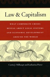 Law and Capitalism - What Corporate Crises Reveal about Legal Systems and Economic Development Around the World