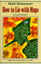How to Lie With Maps | Mark Monmonier |