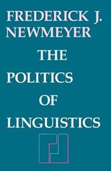 The Politics of Linguistics | Newmeyer |