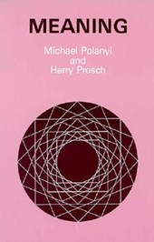 Meaning | Polanyi |