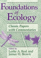 Foundations of Ecology | Leslie A. Real ; James H. Brown |