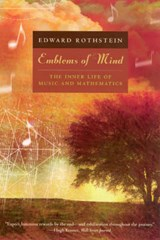Emblems of Mind - The Inner Life of Music and Mathematics | Edward Rothstein |