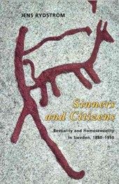 Sinners and Citizens - Bestiality and Homosexuality in Sweden, 1880-1950