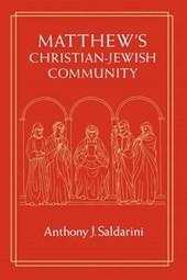 Matthew's Christian-Jewish Community (Paper)