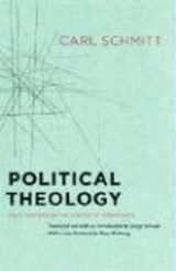 Political Theology - Four Chapters on the Concept of Sovereignty | Carl Schmitt |