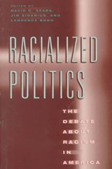 Racialized Politics - The Debate about Racism in America (Paper) | David Sears |