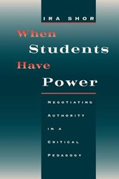 When Students Have Power - Negotiating Authority in a Critical Pedagogy (Paper)