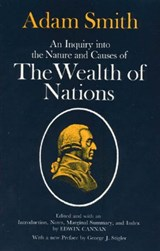 An Inquiry into the Nature & Causes of the Wealth of Nations | Smith |