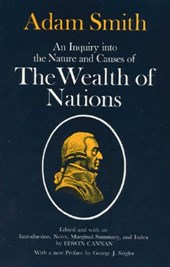 An Inquiry into the Nature and Causes of the Wealth of Nations/2 Volumes in