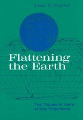 Flattening the Earth - Two Thousand Years of Map Projections (Paper)