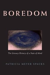Boredom - The Liteary History of a State of Mind (Paper)