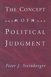 The Concept of Political Judgment (Paper)