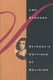 Spinoza's Critique of Religion
