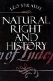 Natural Right and History | Leo Strauss |