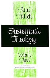 Systematic Theology V | Tillich |